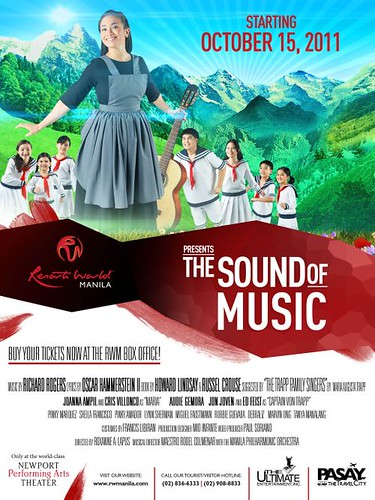 The Sound of Music at Resorts World Manila