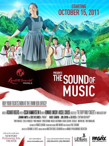 The Sound of Music at Resorts World Manila