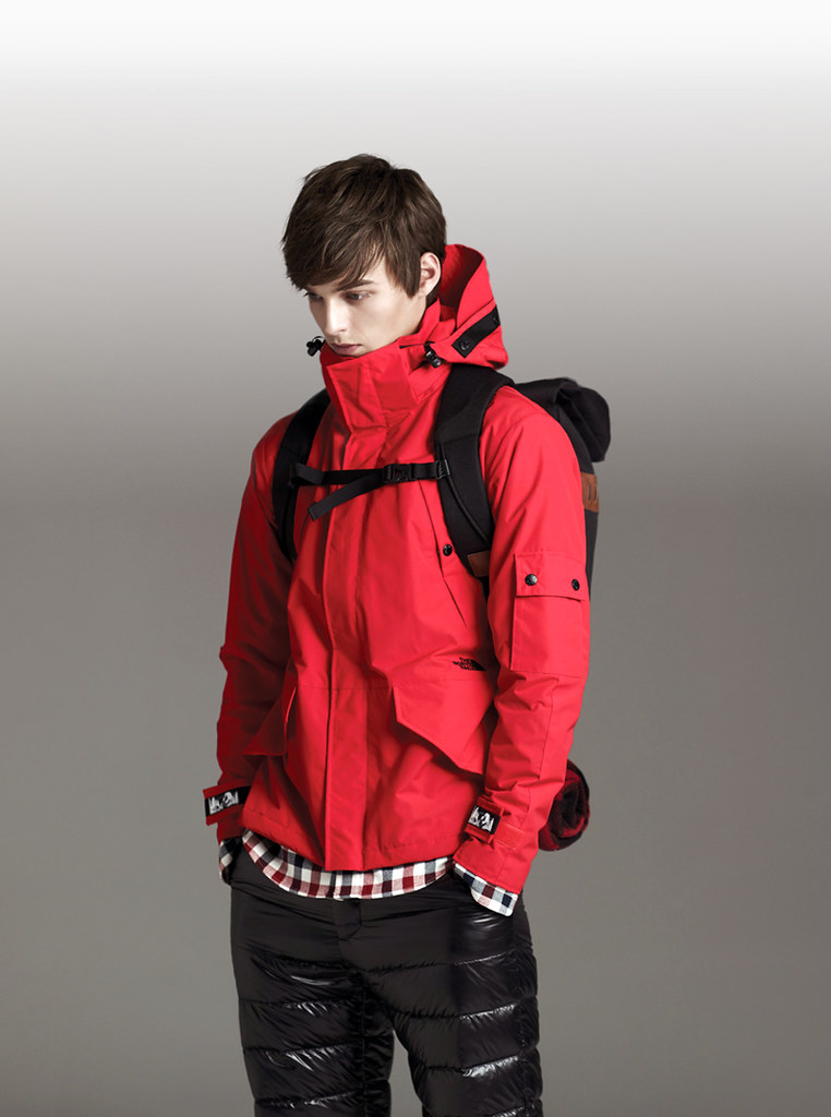 Robbie Wadge0424_North Face FW 2011(ERIKIMISUN@TFS)