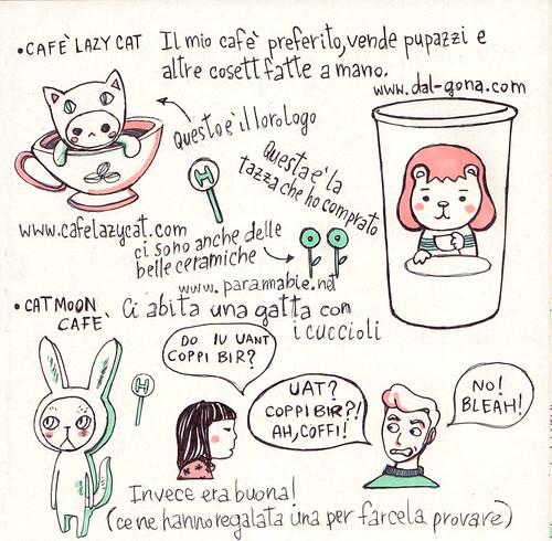 Caffè e gatti by Whenaworld