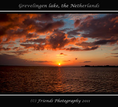 Sunrise Grevenlingen lake Zeeland (NL) (drbob97) Tags: morning friends light sea sky orange sun lake seascape clock me water netherlands beautiful clouds sunrise canon dark u2 landscape boot early meer warm day waves ray sailing bright little o weekend nederland sunny zeeland zee tiny mens only popup burst six ochtend oranje shinning gloed drbob blof glorie 2011 mossels 24105mm 40d zonopkomst friendsofme mosselboot lserie musselboat friendsphotography bestcapturesaoi doubleniceshot tripleniceshot mygearandme mygearandmepremium mygearandmebronze mygearandmesilver mygearandmegold mygearandmeplatinum mygearandmediamond drbob97 grevenlingen dingenman