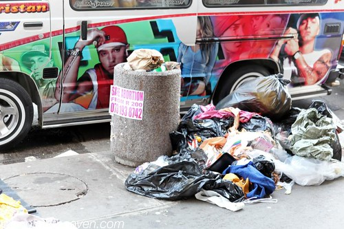 """Eminem, results of the garbage strike, and $30 """"abortion"""""""