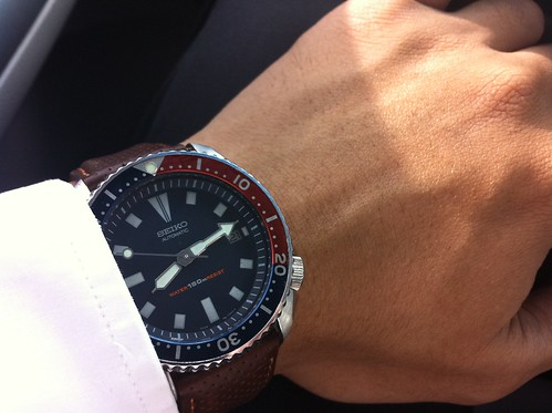 Seiko 7002 Diver's Watch