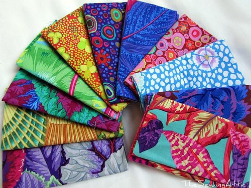 Kaffe Fassett fat quarters