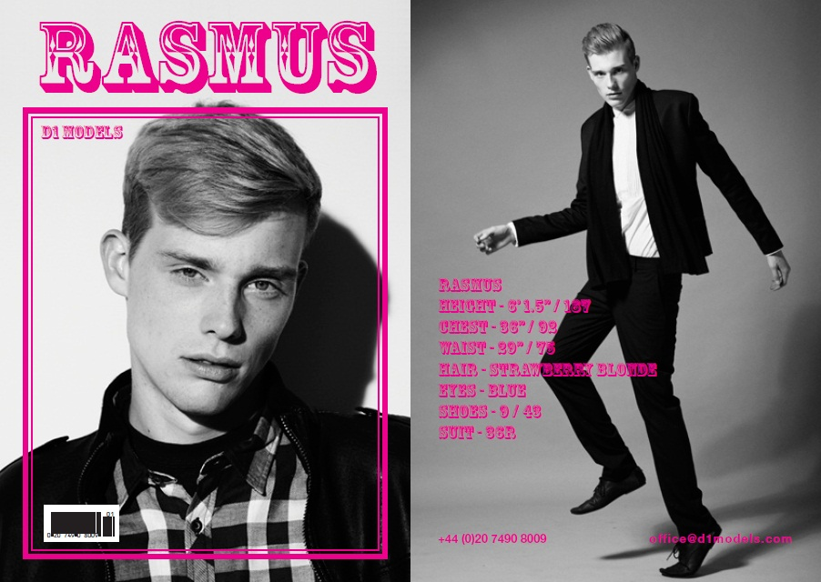 SS12 London D1 Models006_Rasmus Stendorph