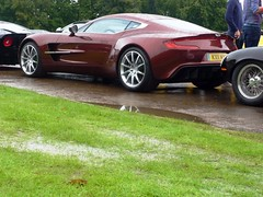 One-77 (BenGPhotos) Tags: auto brown london chelsea maroon legends supercar astonmartin v12 2011 hypercar worldcars one77