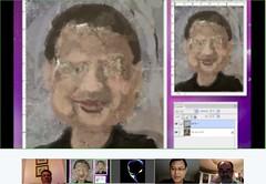 Kempton Speedpaint Google+ Hangout Caricature ...