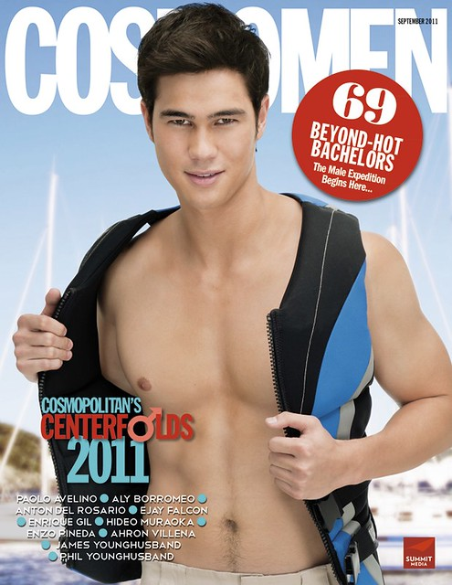 Cosmo Men cover