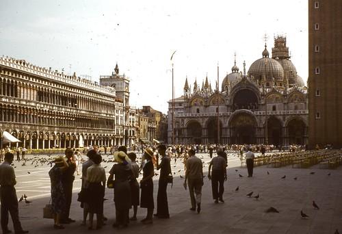 San Marco Square  Venice