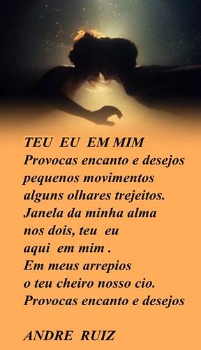 TEU EU EM MIM by amigos do poeta