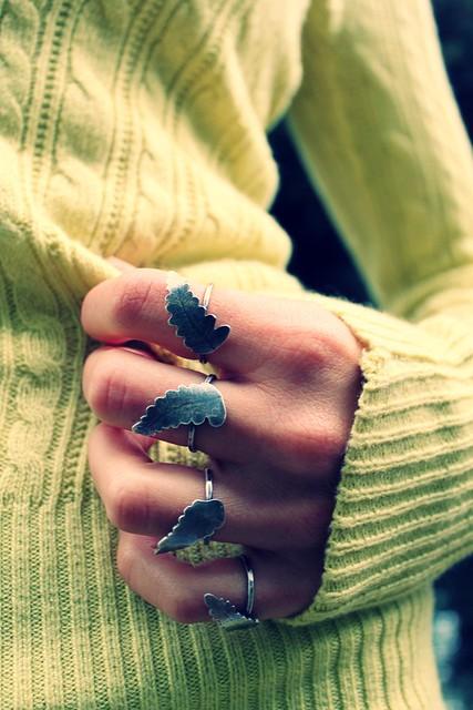 Unfurl Rings