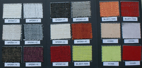Cotton Fabric Swatch-1
