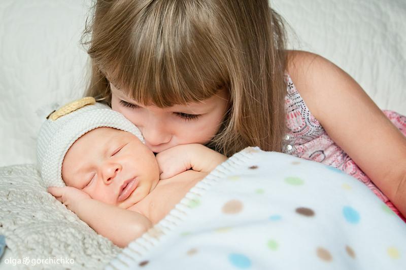 Фотосессия новорожденного. Савелий, 15 дней