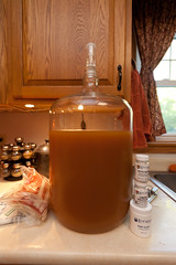 Brewing Hard Cider: part 1