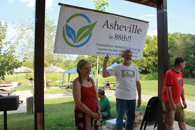 Transition Asheville