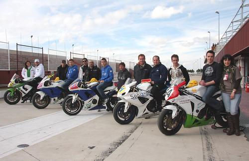 Pilotos MotoClub Albacete