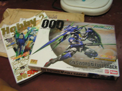 Hobby japan 500th issue