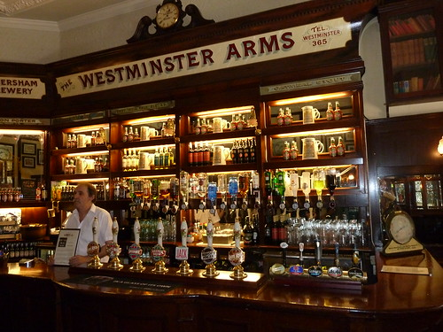 Westminster Arms Pub