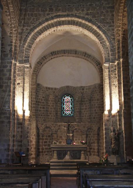 Notre Dame sur l'eau, Domfront