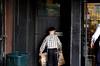 Boy with Box - Lee Avenue (Rachel Citron) Tags: newyorkcity brooklyn community streetphotography tony williamsburg jewish gothamist jews judaism plaid orthodox curbed tefillin enclave hasidim concretejungle hasid timeoutnewyork kidsclothes leeavenue chabadlubavitch satmar thechosen nikond40x thelocaleastvillage nikond5100