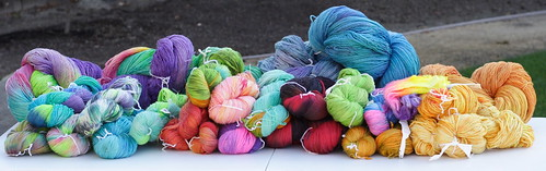 All the yarn