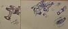 MaK starfighter sketches (JonHall18) Tags: sketch lego concept starfighter machinen dieselpunk kreiger dieselpulp