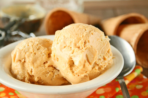 Pumpkin Ice Cream1