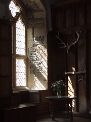 "Haddon Hall- Banqueting Hall • <a style=""font-size:0.8em;"" href=""http://www.flickr.com/photos/50616479@N07/6174328806/"" target=""_blank"">View on Flickr</a>"