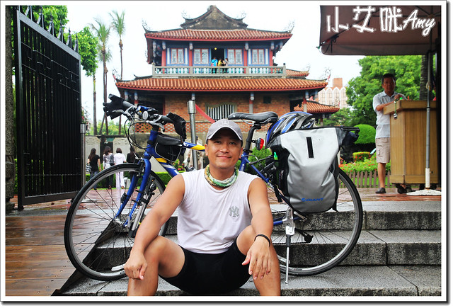 單車環島第四天 (14) 台南赤崁樓