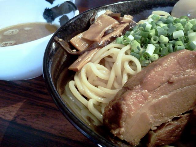 Tokusei tsukemen from MENYA MUSASHI Bukotsu @ Ueno