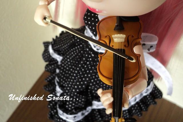 Unfinised Sonata...