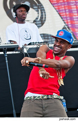 Big Sean @ FreeFest 2011
