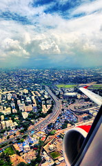 Away from Mumbai
