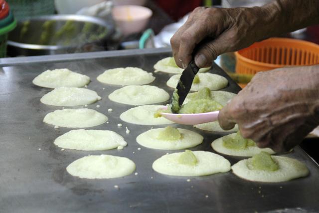 Adding the Sangkaya