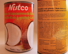 Nutco Kokosmelk