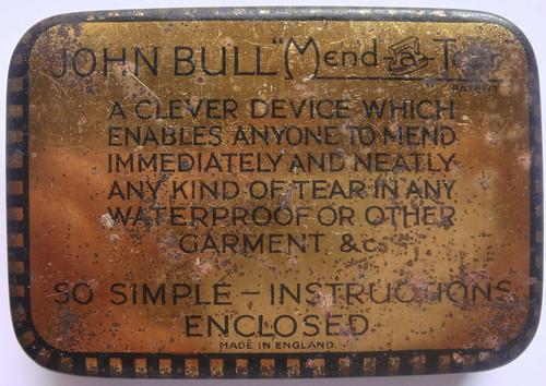 John Bull mending kit by a1scrapmetal
