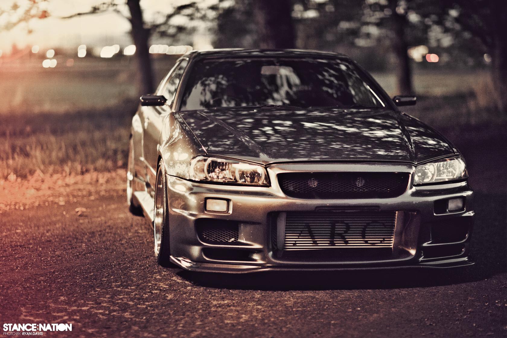 Skyline R34 GT-R
