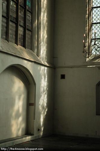 Amsterdam - Oude Kerk