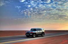 fj Cruiser 2011  + HDR (**Waddah**/) Tags: canon mark ii saudi arabia 5d fj riyadh cruiser 24105 2011  2470