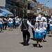 Inizia il Festival de danzas y entrada folklorica estudiantil suipachista in Tupiza