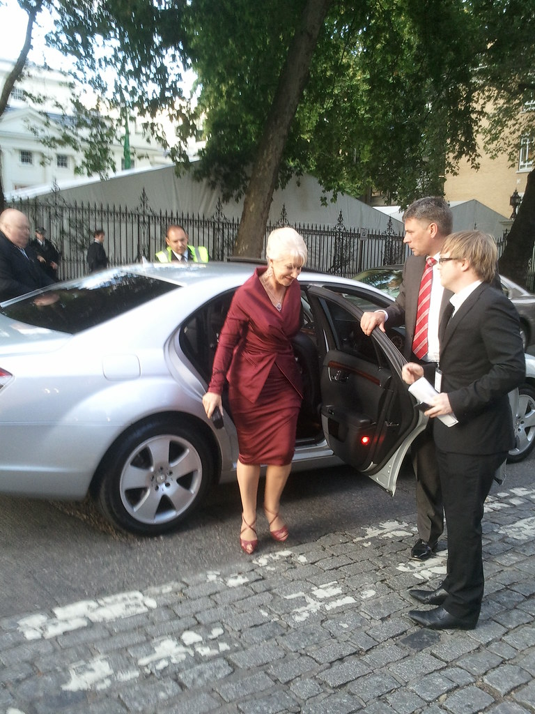 Film Premiere Helen Mirren arrives