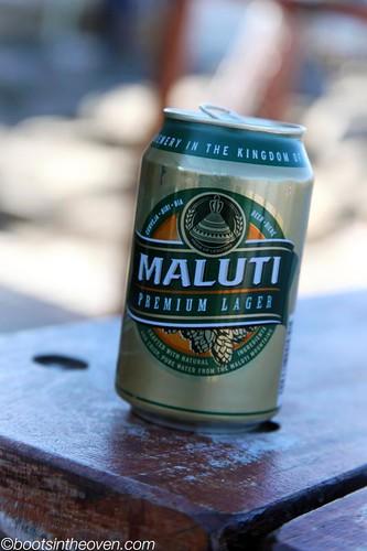 Maluti, Lesotho's corn-based beer