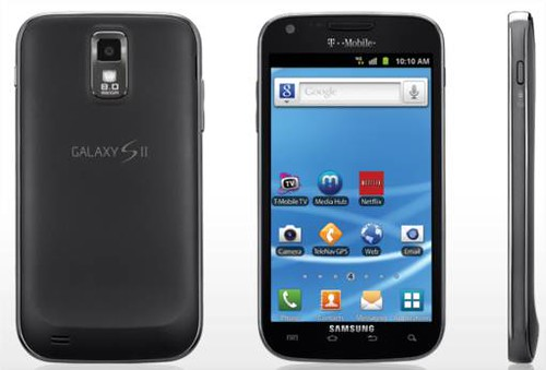 T-Mobile Samsung Galaxy S II