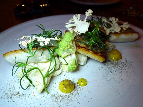 Sea Bass at ink