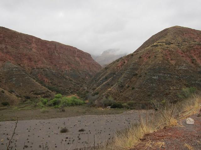 Quebrada de Escoipe Between Salta and Cachi