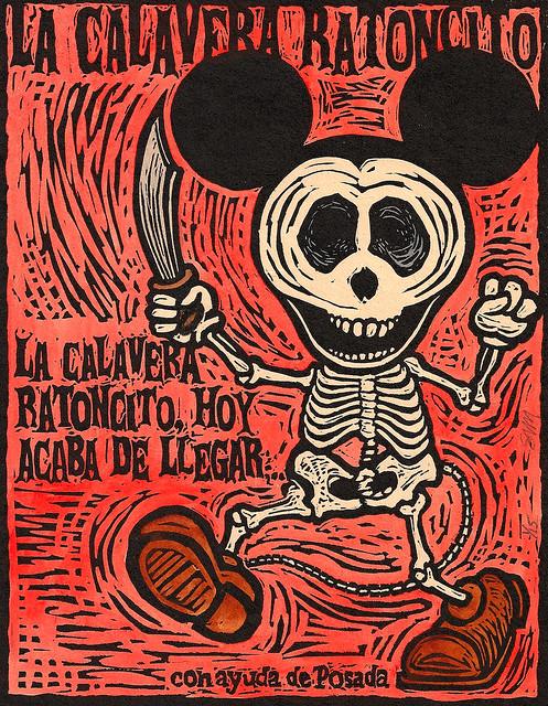 La Calavera Ratoncito