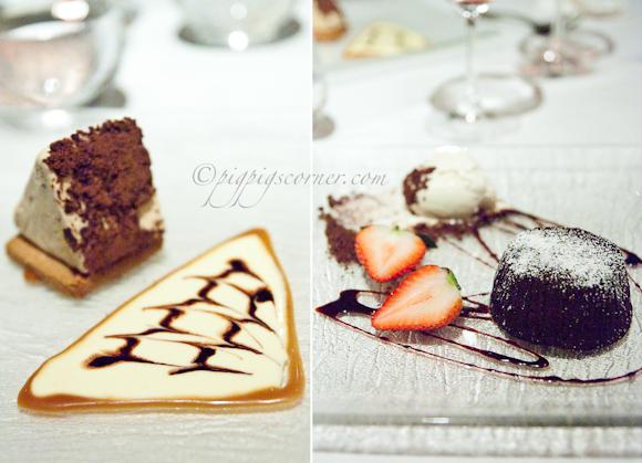 Otto Ristorante, Singapore-desserts