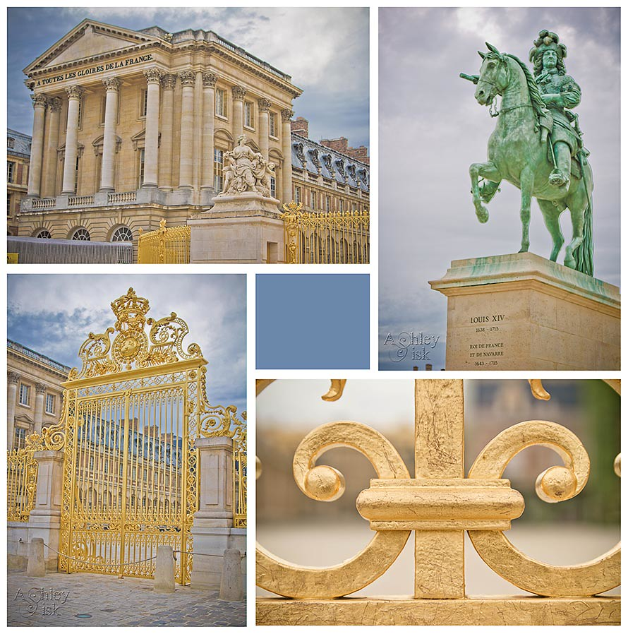 Versailles Collage 2 RS