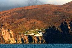 McArthurs Head Lighthouse, Sound of Islay (iancowe) Tags: lighthouse ferry scotland head scottish stevenson islay portaskaig northernlighthouseboard nlb soundofislay macarthurs mcarthurs lighthousetrek wbnawgbsct
