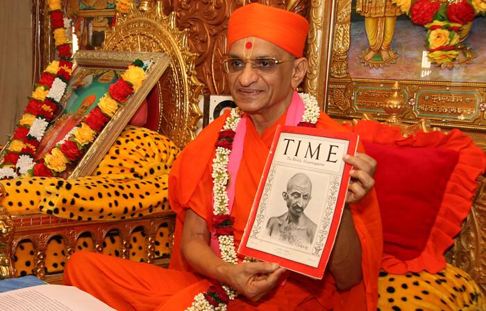 Rare original copy of 1931 Time magazine featuring Gandhi on